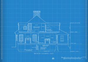 tekst huis structuur