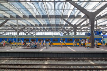trein duurzaam persoonlijk relevant