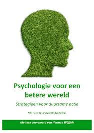 Psychologie voor een betere wereld